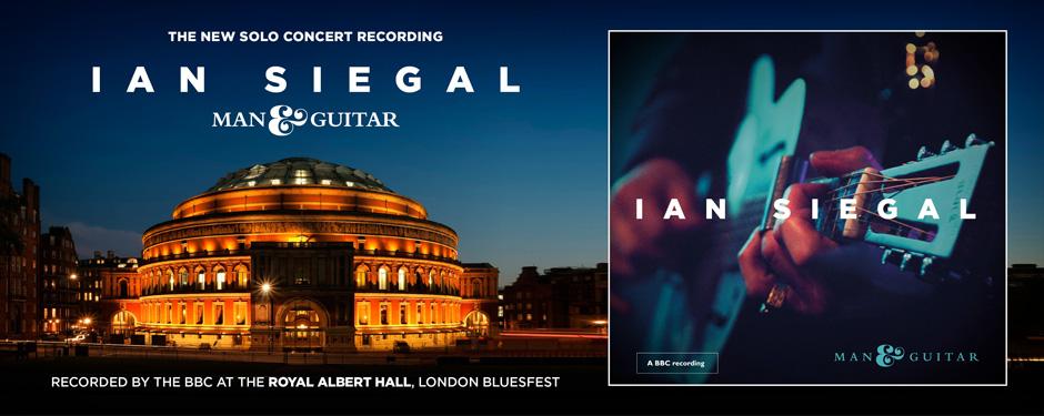 Ian Siegal - The Dust