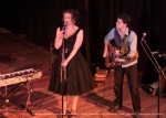Kathryn Roberts and Sean Lakeman - St Davids Hall - Feb 2015 - _0011l